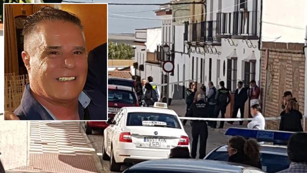 El cadáver ha sido hallado en una vivienda de la calle Manolito Gil de Gerena