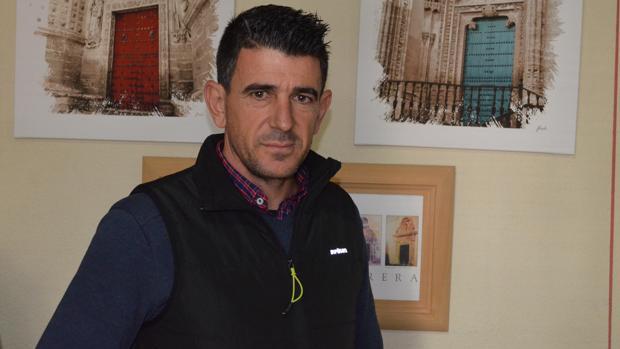El deporte le ha servido al utrerano Ubaldo Muñoz para superar las dificultades que le ha impuesto la vida