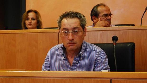 Agustín Morón, concejal socialista y portavoz del Gobierno local en el Ayuntamiento de Dos Hermanas