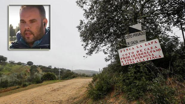 El padre del menor fallecido en una montería de jabalíes en la finca La Lapa, de Guillena