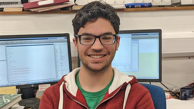 El mairenero Miguel Camacho se incorporará como investigador postdoctoral en la Universidad de Pennsylvania