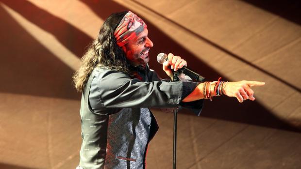 El cantante El Arrebato, entre las personalidades que recibirán este viernes la bandera 28-F de Andalucía
