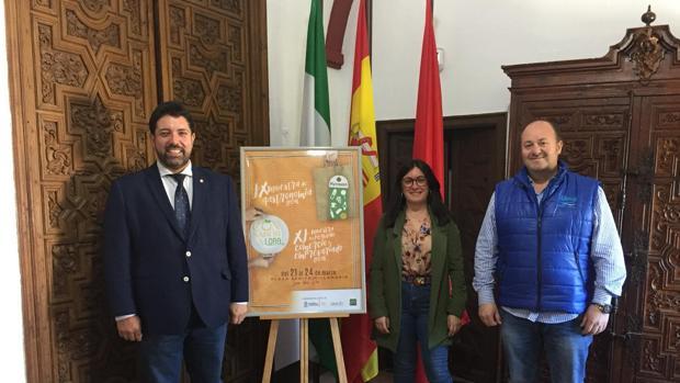 Lora prepara la XI muestra de empresariado local «Mercaxati» y la IX muestra gastronómica «Con Sabor a Lora»