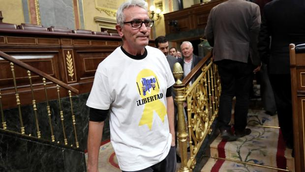 Diego Cañamero ha sido elegido por los vecinos de El Coronil como candidato a la Alcaldía por Podemos