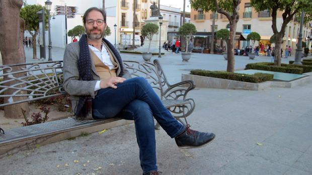 El lebrijano Miguel Ángel Vargas es el comisario responsable de la sección de teatro del proyecto