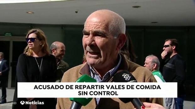 Contreras fue entrevistado por Atresmedia cuando acudió a declarar en el juicio