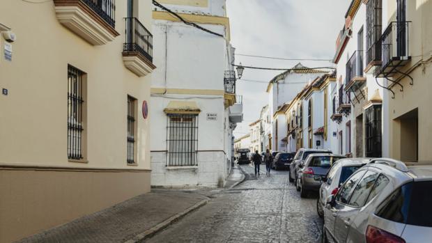 La calle San Fernando es una de las vías más céntricas de Utrera, donde muchos edificios precisan obras