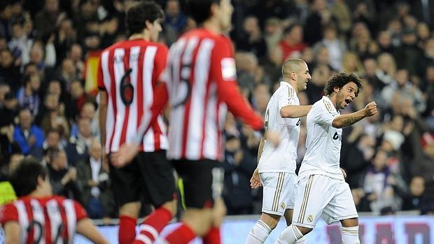 fa340c78a39 Real Madrid-Athletic - Exhibición de pegada y leones que no rugen en ...