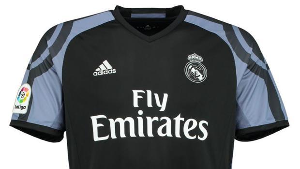Así es la peculiar tercera camiseta del Real Madrid da211f32e2aae