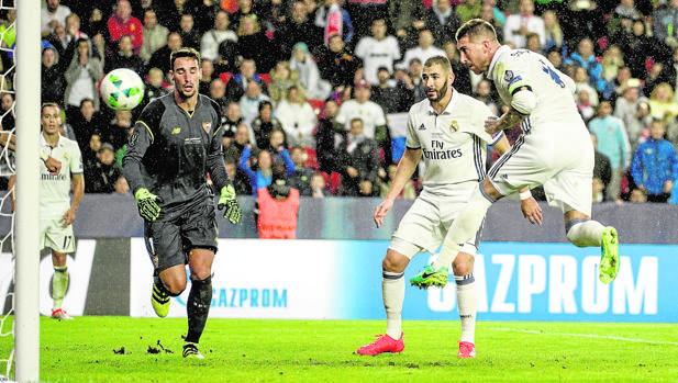 50bcbb1cc3348 Real Madrid  Así han sido las cinco gestas de Sergio Ramos