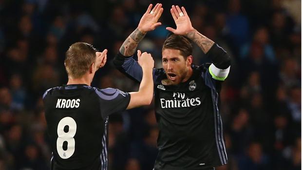 Real Madrid:  Un líder por todo lo alto y a balón parado