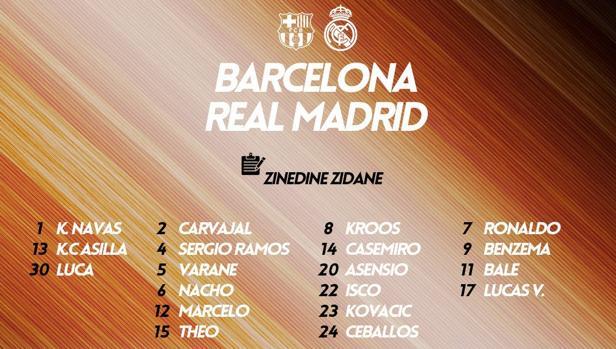 Supercopa de España | Barcelona-Real Madrid:  Llorente y Mayoral, fuera de la lista para el Camp Nou