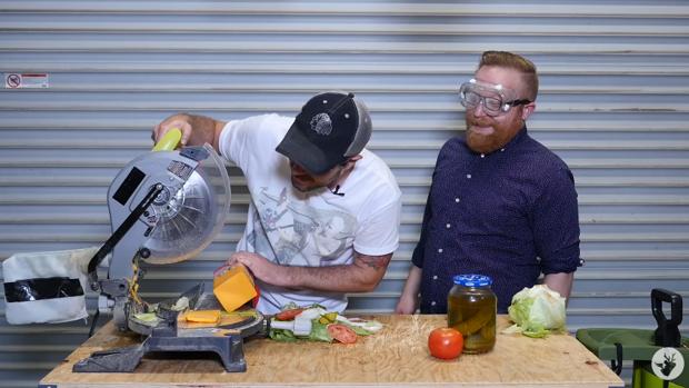 Youtube as se cocinar a una hamburguesa en bricoman a - Bricomania sevilla ...