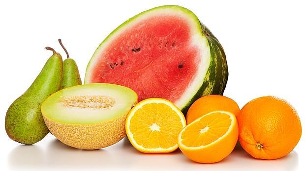es aconsejable comer fruta de noche