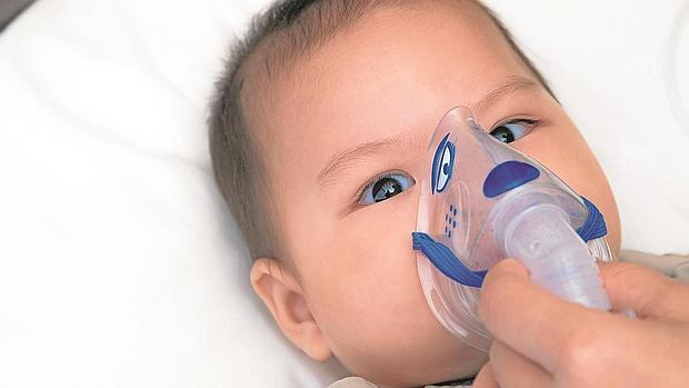 El 90% de los menores de 2 años ha tenido una infección por virus sincitial respiratorio