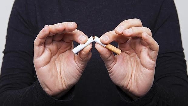 El tabaco es responsable de al menos un 85% de los casos de cáncer de pulmón