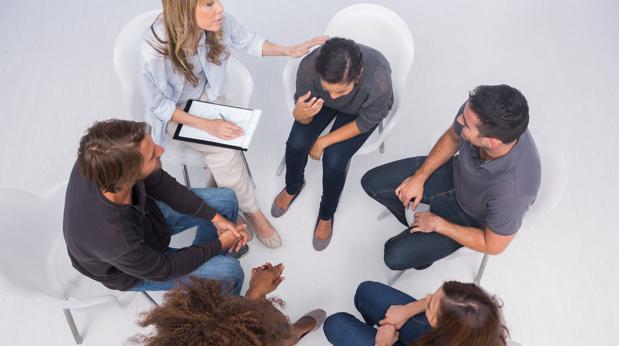 La intervención en grupo se ha mostrado eficaz y da apoyo social