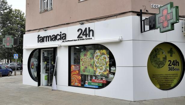 Farmacia 24 horas en Sevilla