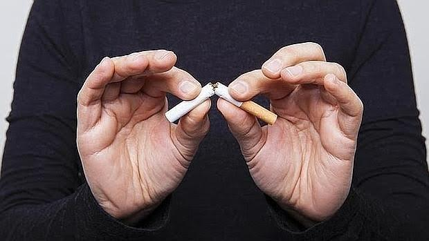 El tabaco va minando poco a poco a las células pulmonares y sentando las bases para el cáncer