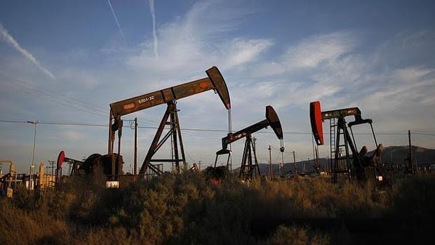 Prospecciones de 'fracking' en California (EE.UU.)