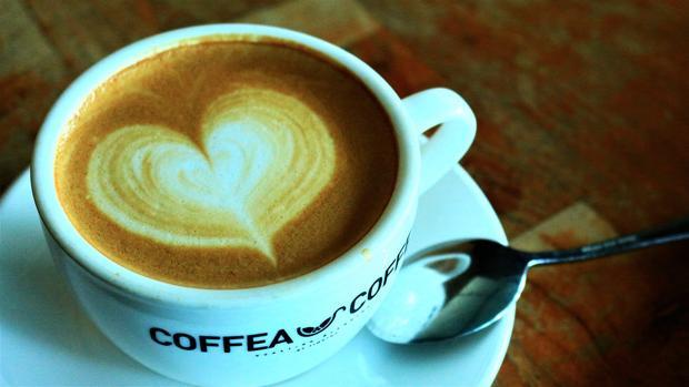 El café tiene propiedades saludables