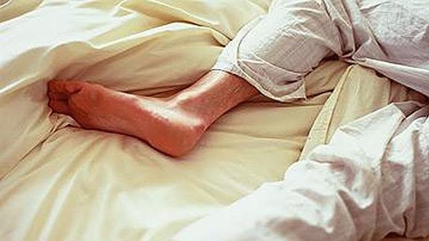 Hallan el origen de los síntomas del síndrome de las piernas inquietas