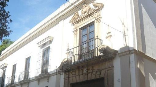 casa palacio en venta sevilla