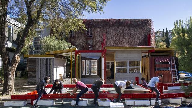 «La escuela crece», un proyecto del equipo de Recetas Urbanas