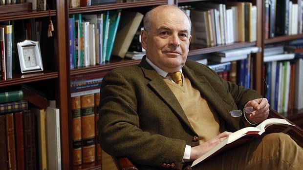 El catedrático de Historia Medieval, Rafael Sánchez Saus