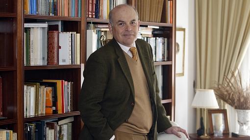 Sánchez Saus, en su despacho