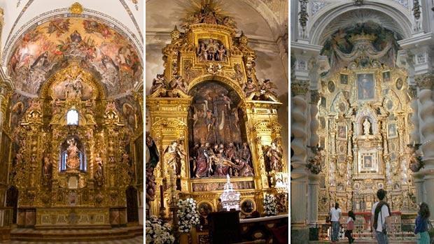 La Iglesia De La Compañía Una Joya Del Arte Barroco En: La Sevilla Barroca: Un Paseo Por Las