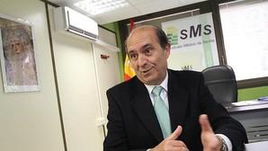 Antonio Gutiérrez, presidente del Sindicato Médico de Sevilla