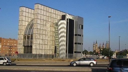El Pabellón de Aragón es sede de la Confederación de Empresarios de esa región