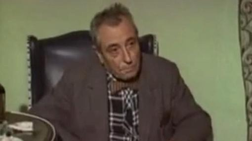 Bernardo Sánchez Bascuñana en un fotograma del documental «Queridísimos verdugos»