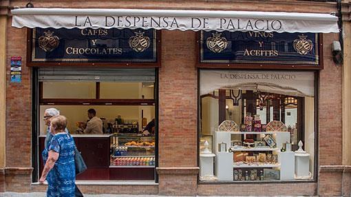 Dónde Encontrar Productos Gourmet Y Delicatessen En Sevilla Abc Sevilla La Despensa De Palacio