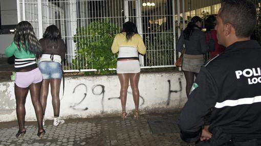 prostitutas colombianas en bilbao poligono guadalhorce prostitutas