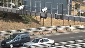 Las multas de los radares fijos en Sevilla se dispararon hasta un 32 % durante el año 2015