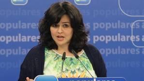 Virginia Pérez dimitió como secretaria provincial con un manuscrito que el PP de Sevilla ejecutará en agosto