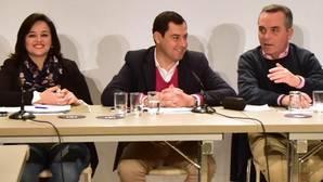 Moreno desautoriza a Virginia Pérez y la obliga a renunciar a su cargo en el PP de Sevilla