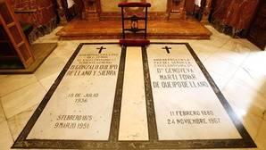 El Ayuntamiento pide sacar los restos de Queipo de Llano de la basílica