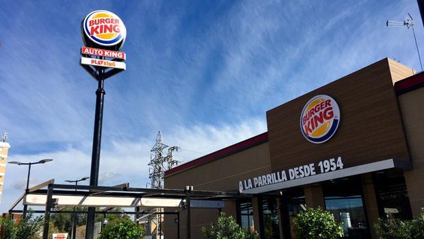 Burger king inaugura un nuevo restaurante en sevilla for Cartelera avenida sevilla