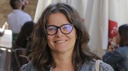 Soraya Salas, portavoz de la asociación La Revuelta