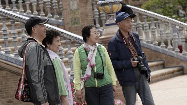 asiaticas en sevilla