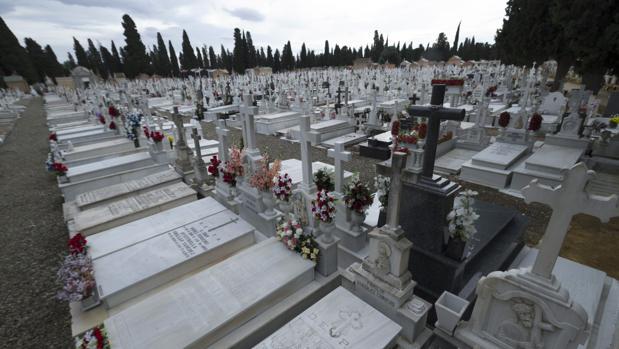 Resultado de imagen de cementerios san fernando sevilla