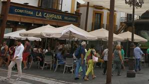 Veladores en La Campana