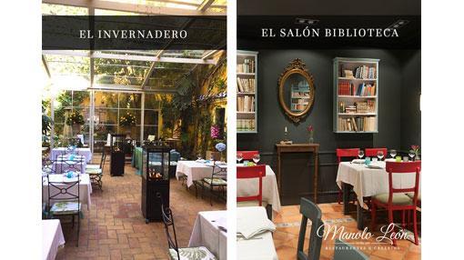 Diez restaurantes donde celebrar tu comida de navidad en sevilla - Casa manolo leon sevilla ...