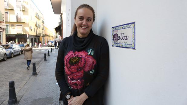 La superiora de las Oblatas, Marisa Cotolí
