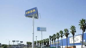 La tienda de Ikea en Castilleja