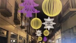 Iluminación en las calles Sierpes, Tetuán y Velázquez