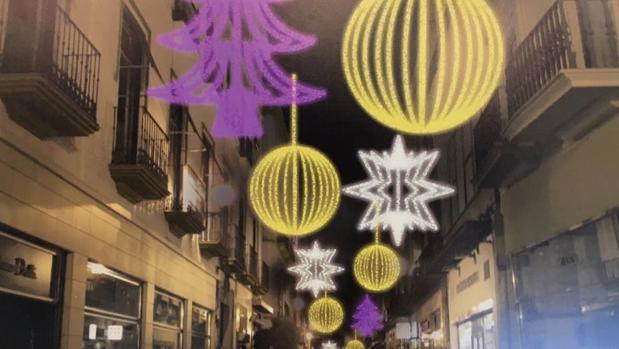 Sevilla ya reluce con su iluminaci n de navidad - Iluminacion sevilla ...
